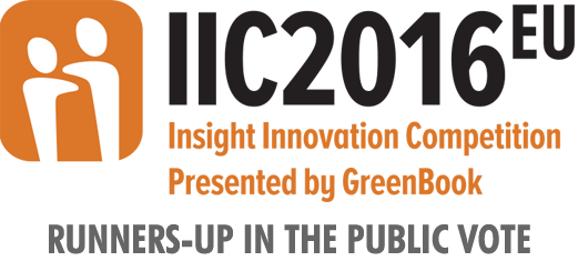 Insight Innovation Competition Presented by GreenBook
