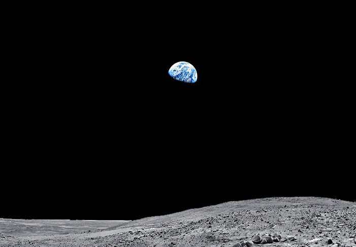 Ready to See the Earth?